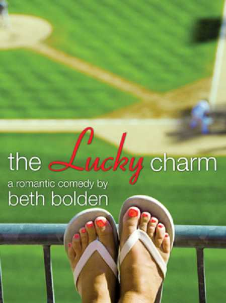 by: SUBMITTED PHOTO - Beth Bolden's 'The Lucky Charm' is available as an e-book and in printed form.