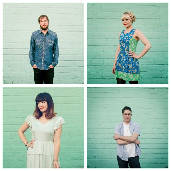 by: COURTESY OF OH DARLING - The popularity of Portlands Oh Darling extends to television, and the band celebrates the release of Beauty in Commotion with its show at Secret Society Ballroom on May 10.