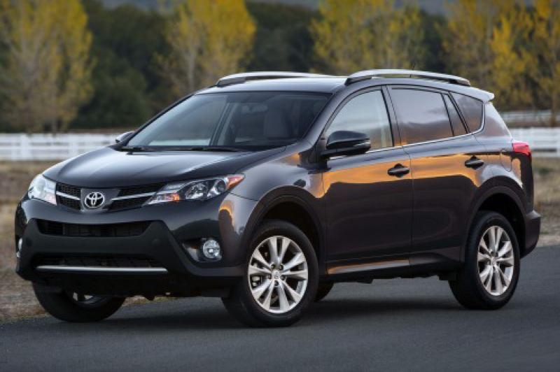 by: TOYOTA MOTOR SALES USA, INC. - The 2014 Toyota Rav4 is once again ready to take on the world.