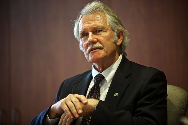 by: TRIBUNE PHOTO: JAIME VALDEZ - Gov. John Kitzhaber says voters should not expect any big tax reform plans from his administration as he seeks re-election to an unprecedented fourth term.
