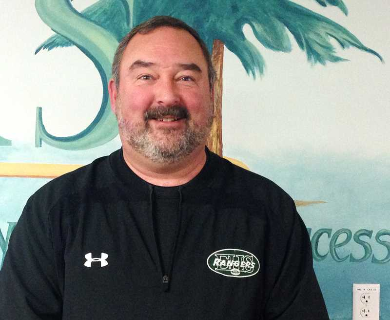 by: CONTRIBUTED - Estacada High School Counselor Jim Carey has been named a Claes Nobel Educator of Distinction by the National Society of High School Scholars.