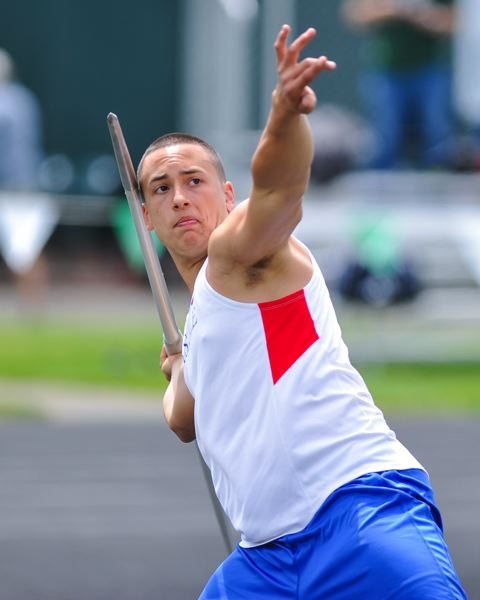 by: JOHN LARIVIERE - JACOB MEEK MAKES STATE IN 3 EVENTS