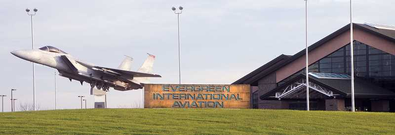 by: GARY ALLEN - Financial trouble - Evergreen Aviation trustee Alfred Giuliano is trying to sell off most of the company's assets in a move that would circumvent payment to the many creditors awaiting funds from the Chapter 7 bankruptcy filing earlier this year. The move warranted a hearing, which started May 15, to determine the legality of the decision.