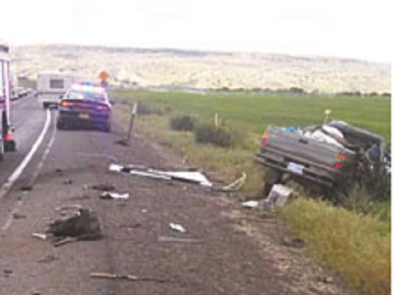 by: SUBMITTED PHOTO - A Prineville man died in a two-vehicle crash on May 17 on U.S. Highway 97 north of Madras.