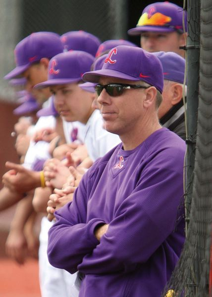 by: COURTESY OF LINFIELD COLLEGE - Former MLB star Scott Brosius has developed Linfield College into a baseball power. He is taking the Wildcats coaching job one year at a time.