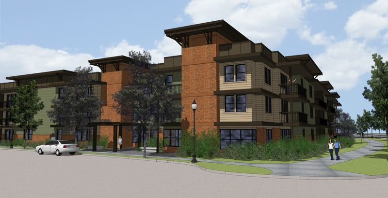by: COURTESY OF REACH CDC - The Orchards at Orenco Phase 1 will be the nation's largest Passive House project.
