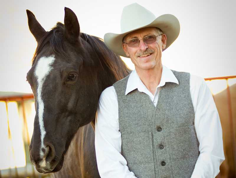 by: PHOTO COURTESY OF RM IMAGES - Pat McCabe is the 2014 Crooked River Roundup Grand Marshal.