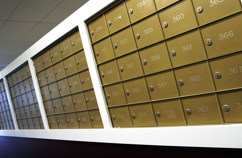 by: OUTLOOK PHOTO: JIM CLARK - NedSpace Gresham is designed to help upstart companies move forward without the initial outlay of finances for an office or storefront. Members can have their mail delivered to the hub, instead of using their home address.