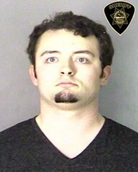 by: PHOTO COURTESY OF MARION COUNTY JAIL - Jack Marvin, 20, of Woodburn, was arrested March 20 and later confessed to three armed robberies in the area. He pleaded guilty and has received the minimum sentence of 90 months in prison.