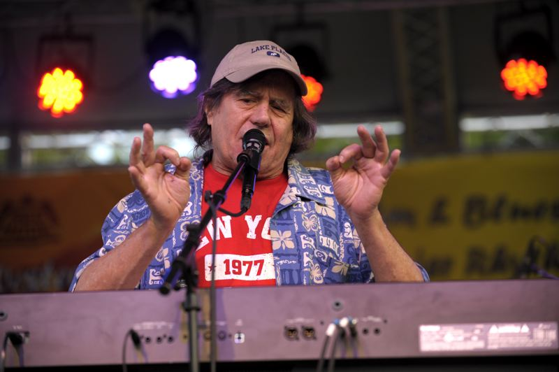 by: COURTESY OF WATERFRONT BLUES FESTIVAL - The July 3-6 Waterfront Blues Festival, which will include Commander Cody, remains one of the most affordable festivals around.