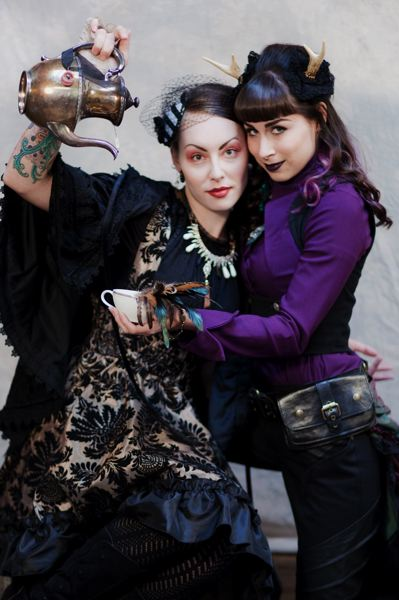 by: COURTESY OF GEAR CON - Period types, romantics and Steampunkers unite at the fourth Gear Con festival, July 4 to 6 at DoubleTree Hotel