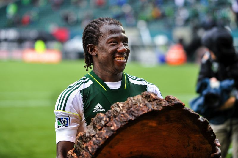 by: COURTESY OF JOHN LARIVIERE - Midfielder Diego Chara and the Portland Timbers return to MLS action on Friday with an 8 p.m. home match against Sporting Kansas City.