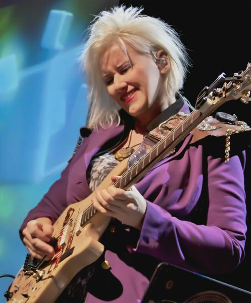 by: PHOTO COURTESY OF JENNIFER BATTEN - Jennifer Batten lives in the Portland area and has recently sought out local musicians with whom to perform.