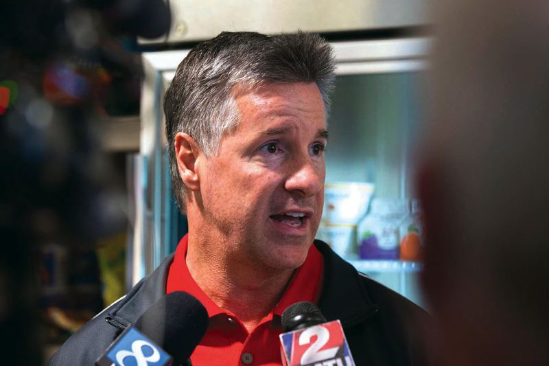 by: TRIBUNE FILE PHOTO: JONATHAN HOUSE - Neil Olshey, Trail Blazers general manager, is likely to look for additional bench stability during the free-agent signing period.