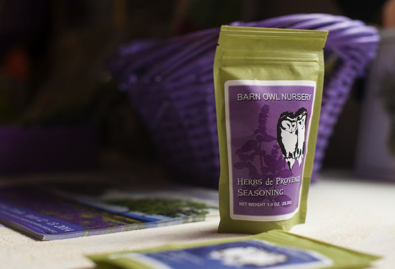 by: SPOKESMAN PHOTO: JOSH KULLA - Lavender has a long history of use as an edible as well as a medicine.