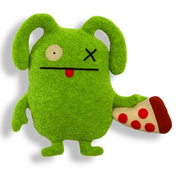 by: COURTESY PHOTO - Ugly dolls, a phenomenon popular with youth, are featured on shirts and bags, and are also available as plush novelties.
