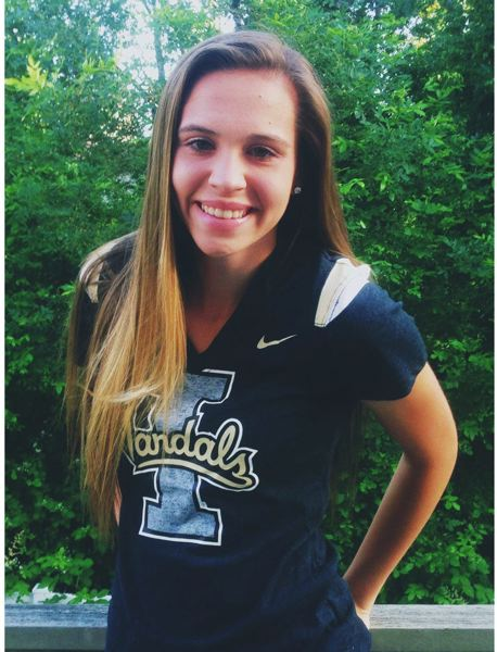 by: COURTESY PHOTO: PAIGE RICHARDSON - Westview's Reed Richardson said her preferred style of socccer fit perfectly with that of the University of Idaho, making it easier to commit to the Vandals.