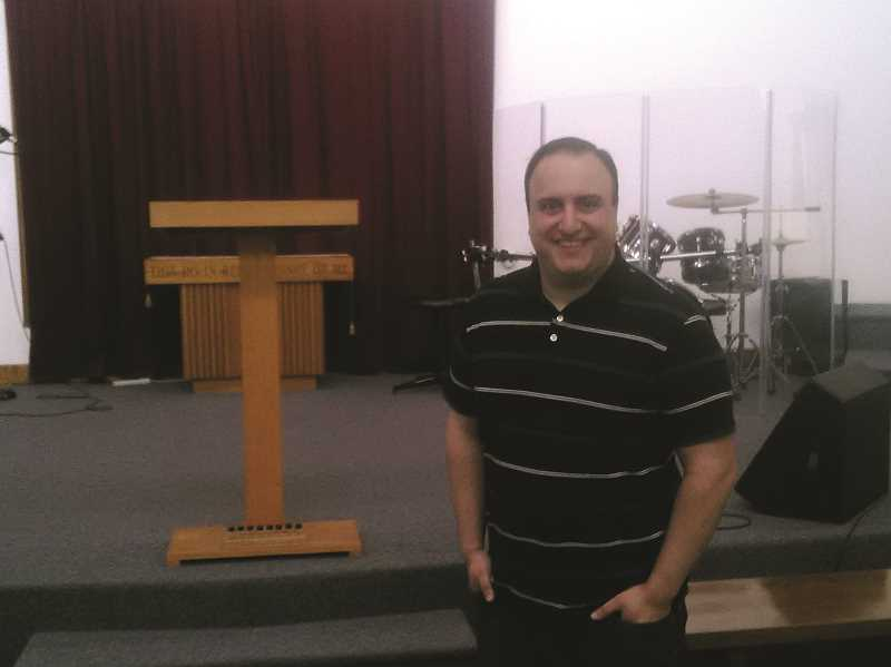 by: TYLER FRANCKE - The Rev. Ryan Smith, new pastor of Faith Christian Fellowship in Woodburn, has a heart for intercultural ministry.
