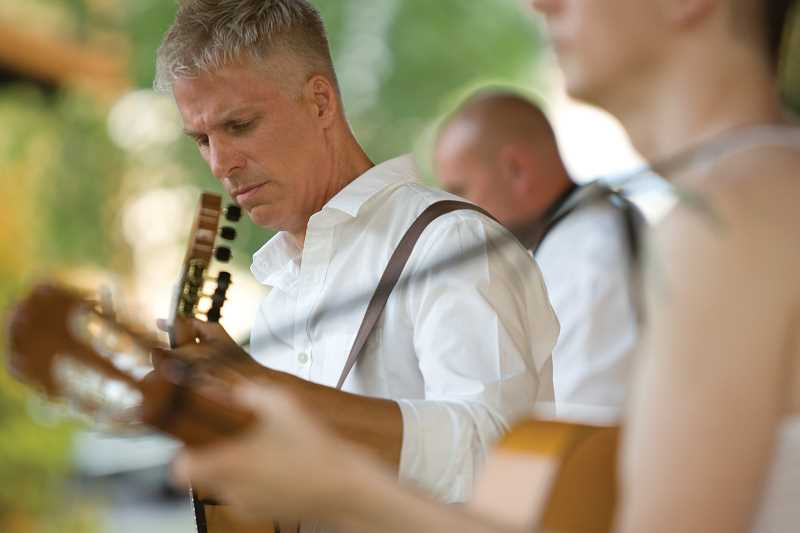 by: KEVIN SPERL - Latin music artist Todd Haaby opened the 2014 season of Picnic in the Park Wednesday night.