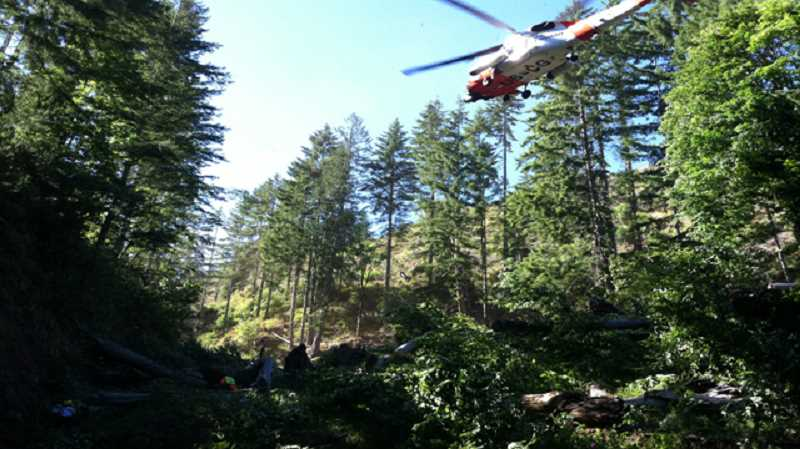 by: COURTESY PHOTO: FOREST GROVE FIRE & RESCUE