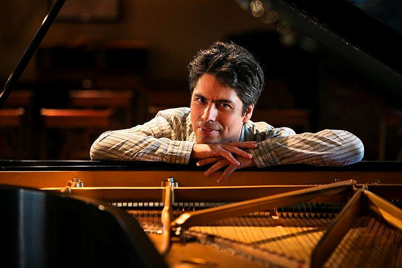 by: CONTRIBUTED PHOTO - Pianist Randy Porter will tickle the ivories for the Linda Small Quintet.