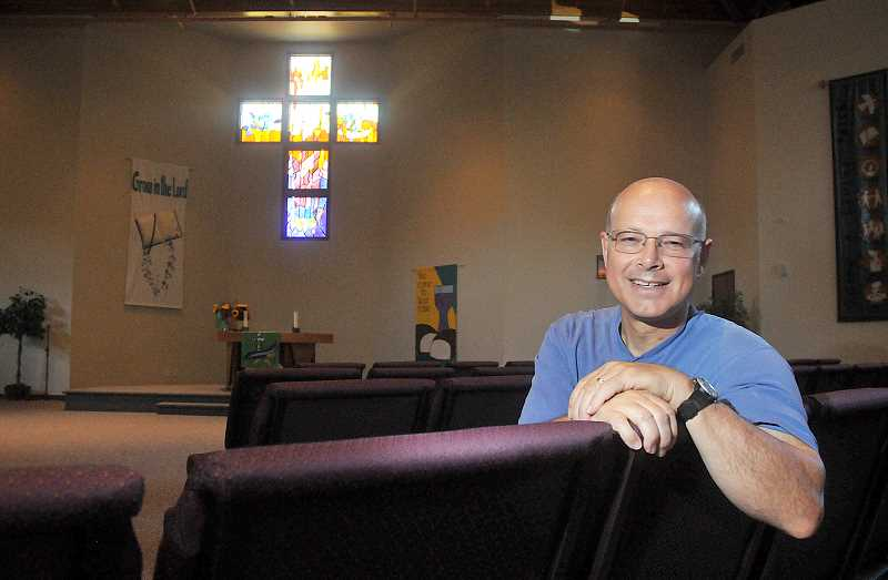 by: GARY ALLEN - Fond farewell -  After serving as a pastor in Michigan for six years, Tom Struck and his wife returned to  the Pacific Northwest and was soon hired on at Joyful Servant Lutheran Church. After 20 years as pastor, he will deliver his final sermon at Joyful Servant on Sunday
