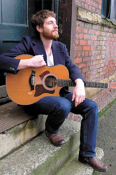 Ian McFeron will hit the stage Wednesday, July 23,  at the Aurora 