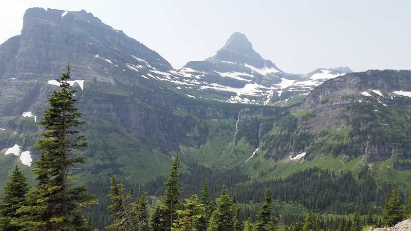 by: PHIL HAWKINS - Slow and steady glacial erosion has turned the landscape in Glacier National Park into a breathtaking site that must truly be seen in person.