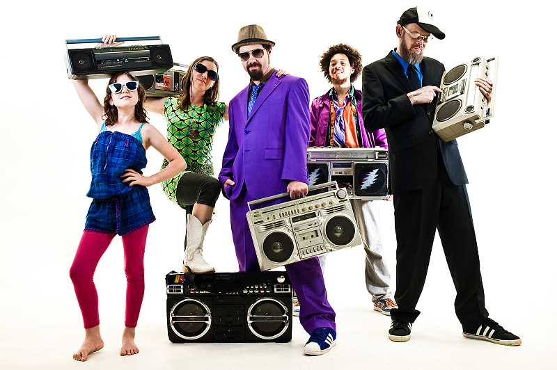 Secret Agent 23 Skidoo will provide its own funky brand of positive half pint party music.