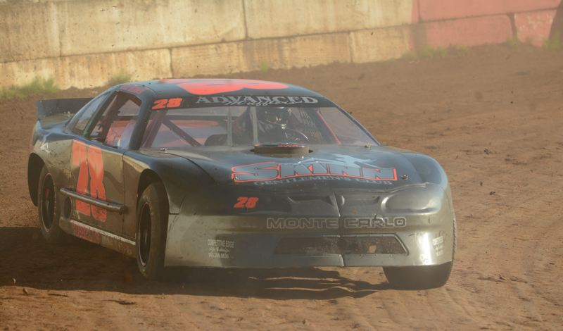 Photo Credit: JOHN WILLIAM HOWARD - Bud Russell topped the Sportsman Division on August 2nd, winning the division for the first time since May 31. Russell is the two-time defending Sportsman Division champion.