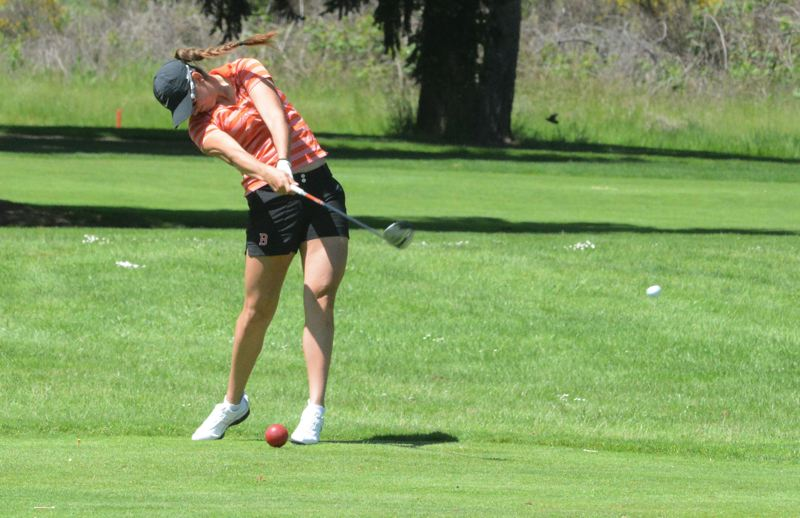 Photo Credit: TIMES FILE PHOTO - Beaverton High senior girls' golfer Gigi Stoll went on a month-long tear in June, taking her game to another level against some of the nations best competition.
