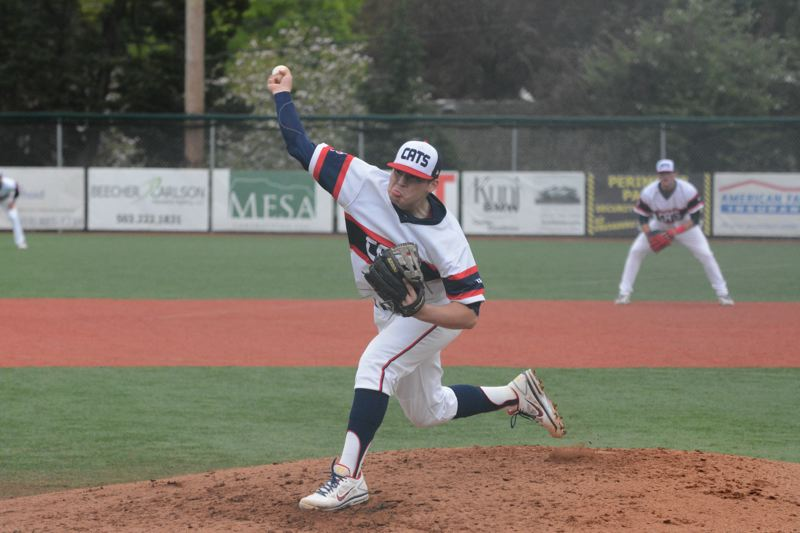 Photo Credit: TIMES FILE PHOTO - Westview junior right-hander Kenyon Yovan experienced a strong summer playing on the club circuit for Portland Baseball Club and the Evoshield Canes. Yovan was named to the Perfect Game Underclassmen All-American Game.