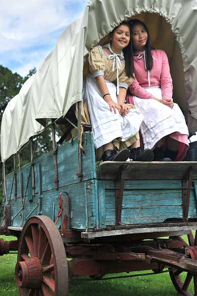 Photo Credit: CONTRIBUTED - Family History Day and Ice Cream Social A panel of local historians and genealogy experts will share ways to research your family history during Family History Day at Philip Foster Farm on Saturday, Aug. 16. Wifi will be available during the event. The farm opens at 11 a.m., the Heartstrings Duo will perform live music at 1 p.m., a Meet the Experts introduction will be held at 1:30 p.m., there will be opportunities to learn from historians and genealogists from 2-4 p.m., ice cream sundaes will be served at 2:30 p.m. and a Rose Ramble guided tour of the farms historic blossoms will be given at 3 p.m. Admission is $5 a person or $20 for a family for non-members. The farm is at 29912 S.E. Highway 211, Eagle Creek. For more information visit www.philipfosterfarm.com or call 503-637-6324.