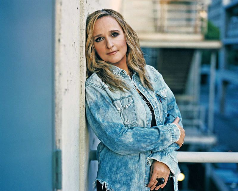 Photo Credit: COURTESY OF JAMES MINCHIN - Award-winning musician Melissa Etheridge will play two nights of concerts in late August at Chinook Winds Casino & Resort in Lincoln City.