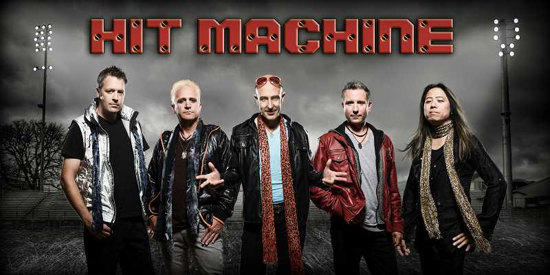 Hit Machine will sing classic hits of the 70s, 80s and beyond at the final Sounds of Summer concert at Westlake Park Wednesday.