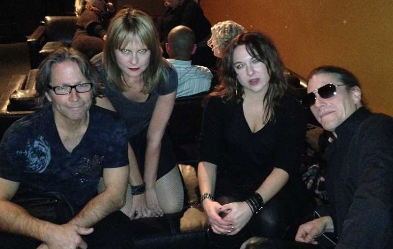 The Rocktarts, from left, Mick Ramsdell, Michelle DeCourcy,Jolie Clausen and Steve Adams will also perform at Rumble on the River.