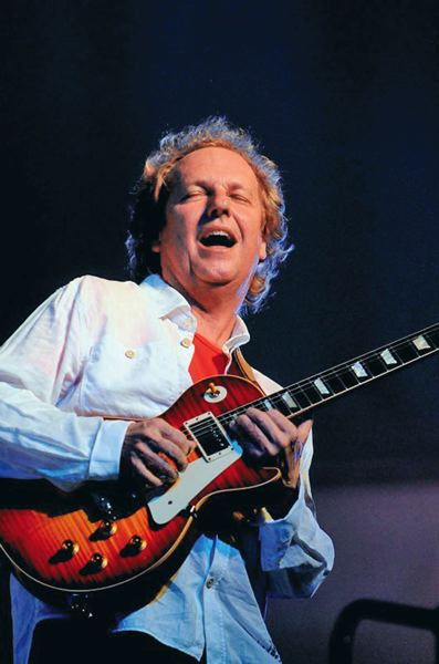 Photo Credit: COURTESY OF VANCOUVER WINE AND JAZZ - Lee Ritenour, a 17-time Grammy nominee, plays at the 17th Vancouver Wine and Jazz Festival, which takes place Aug. 21-24.