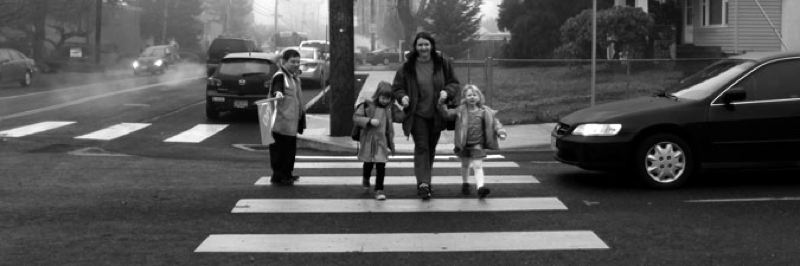 Photo Credit: COURTESY PORTLAND BUREAU OF TRANSPORTATION - Safety improvements like crosswalks are needed in many parts of town, according to the new online guide.