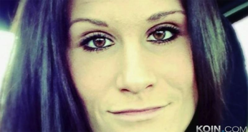 Photo Credit: KOIN-6 NEWS - Investigators are pursuing leads in the stabbing murder of Nicole Laube, 29, of Forest Grove. Laube was found unconscious on Tuesday just after 5 p.m. in the parking lot of the Cedar Mill apartment complex where she worked.