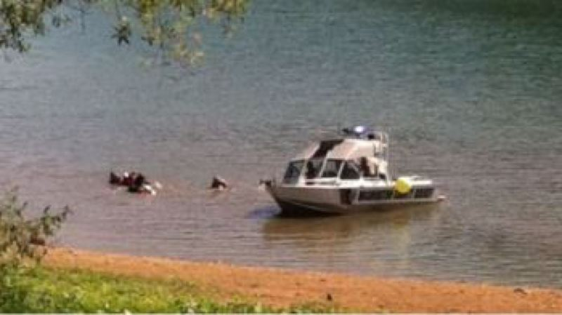 Photo Credit: KOIN 6 NEWS - Four family members drowned in Henry Hagg Lake, and three of their bodies were recovered Aug. 26.