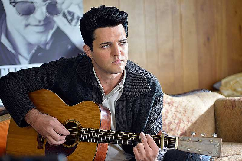 Photo Credit: SUBMITTED - New movie - Real-life Elvis impersonator Blake Rayne (also known as Ryan Pelton) plays Ryan Wade/Drexel Hemsley in the new film 'The Identical.' The movie opens Sept. 5.