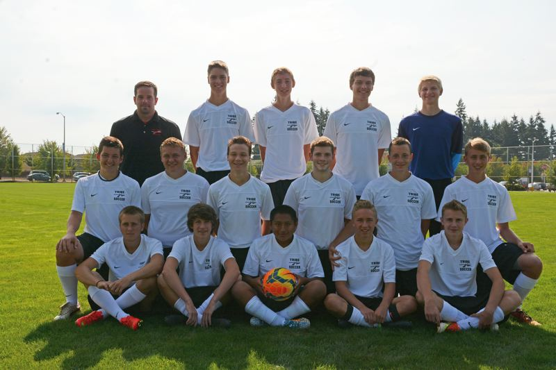 2014 Scappoose High School Boys Soccer