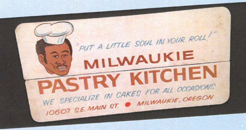 FILE PHOTO - The bakery's sign and slogan were icons long after the shop closed in 1985.