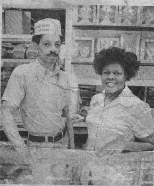 FILE PHOTO - Hurtis Hadley owned the Milwaukie Pastry Kitchen shop with his wife, Dorothy.