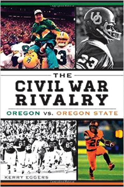 Kerry Eggers explores the century of rivalry in his new book.
