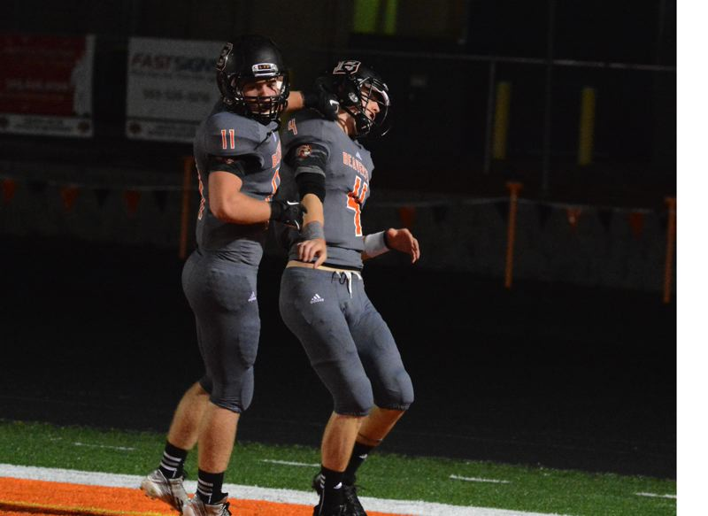 Photo Credit: TIMES FILE PHOTO - Beaverton's Eric Hurd and Sam Noyer will lead the loaded Beavers against Centennial this Friday.