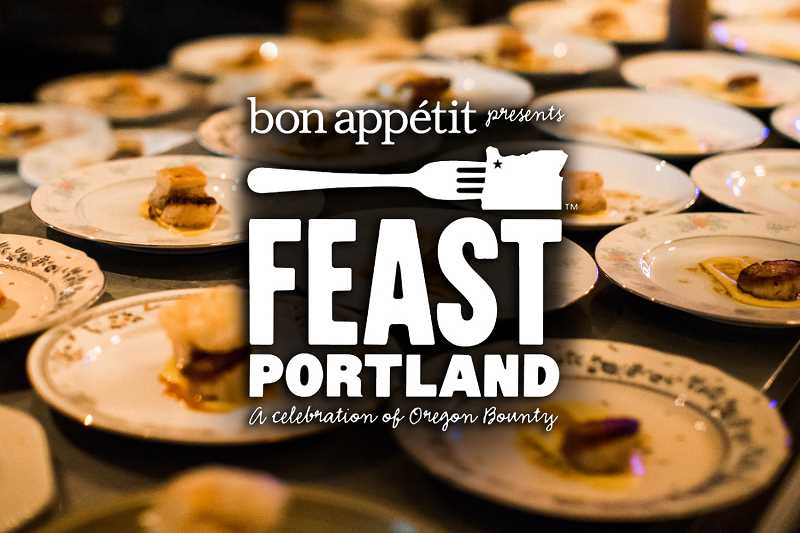 Photo Credit: SUBMITTED PHOTO - Feast Portland will be held in Portland Sept. 18 through 20. It is a great opportunity to sample foods and beverages made in Oregon. It has been called one of the best food festivals in the country.