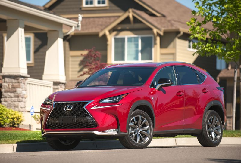 pamplin media group - lexus to enter compact suv market