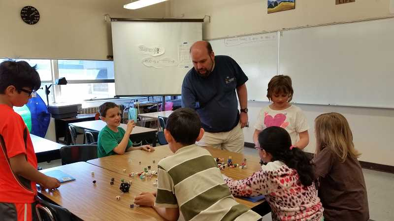The Foundation for Tigard Tualatin Schools is enrolling for a new series of weekend classes for elementary and middle school students.