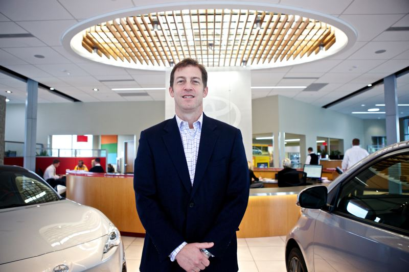 Beaverton Toyota Service >> Pamplin Media Group Rolling In The Green